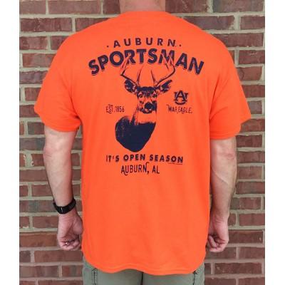 Deer Hunt Orange Shirt