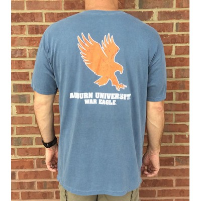 Auburn Eagle Comfort Colors