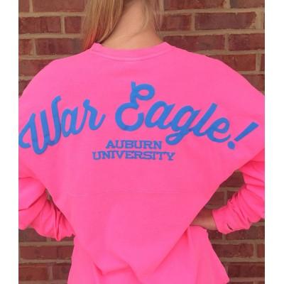 Auburn Pink Spirit Jersey