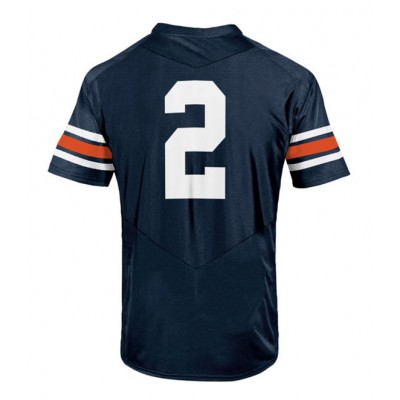 #2 Adult Navy Jersey