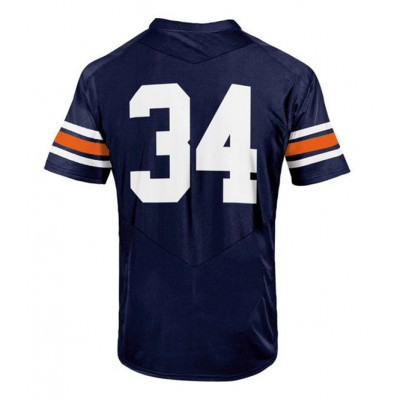 #34 Adult Navy Jersey