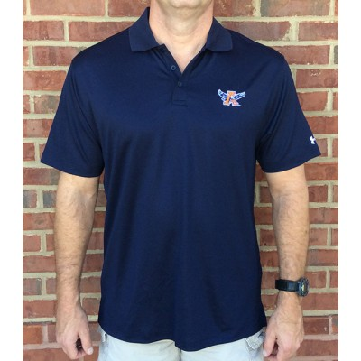 Vintage Eagle Navy Polo