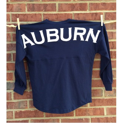 Navy Toddler Spirit Jersey