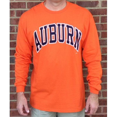 L/S Auburn Orange Shirt