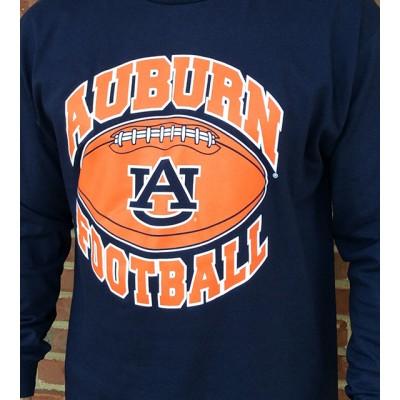L/S Auburn Practice Shirt