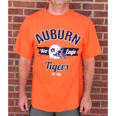 AU Orange Helmet Shirt