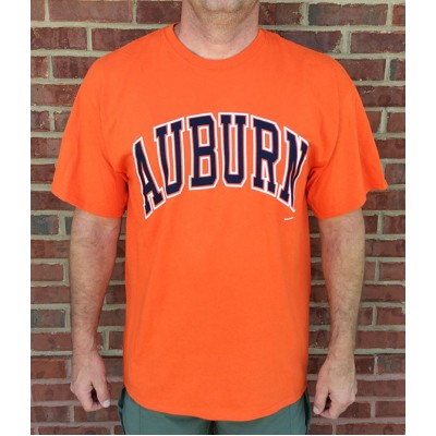 AU Orange Classic Shirt