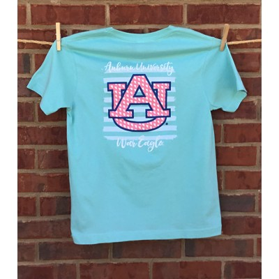 Auburn Mint Youth Shirt