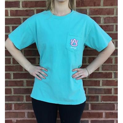 Auburn Mint Comfort Colors