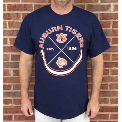 Tiger Cross Navy Shirt