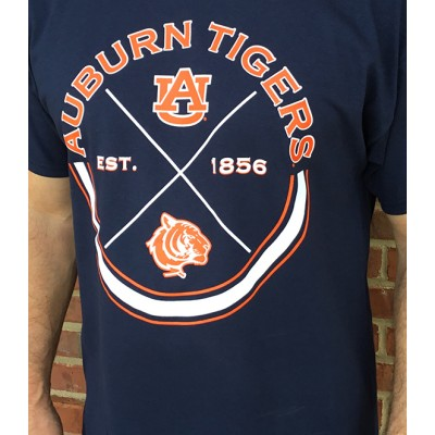 Tiger Cross Navy Shirt
