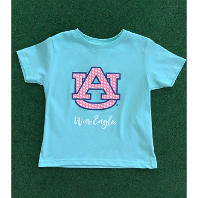 Auburn Mint Toddler Shirt