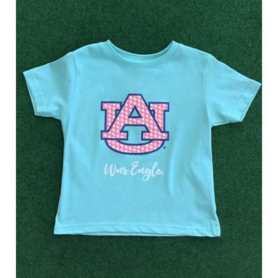 Auburn Mint Toddler Shirt