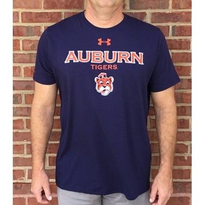 Navy Charge Cotton Aubie
