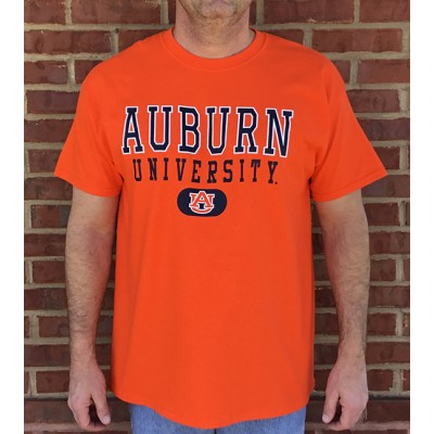 Auburn Oval Orange Shirt