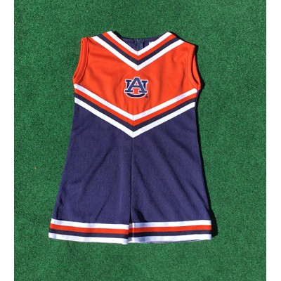 Auburn Infant Cheer Outfit