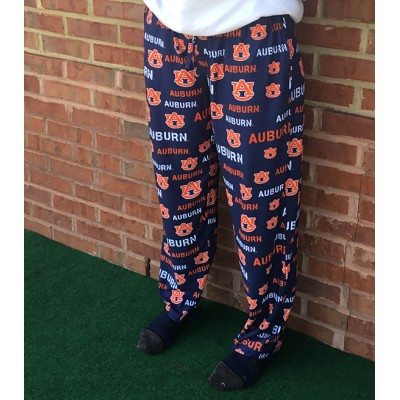 Auburn Logo Pajama Pants