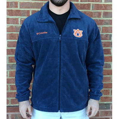 AU Columbia Navy Fleece