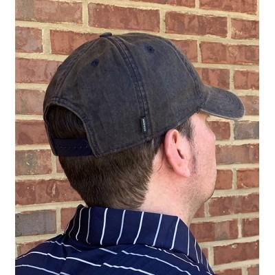 Legacy Stiched Auburn Hat