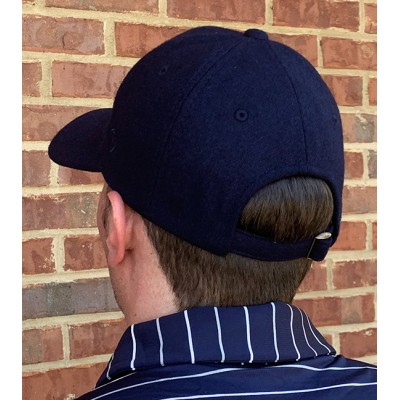 Navy AU Fitted Hat