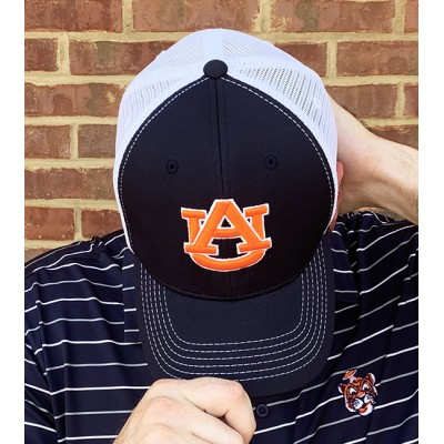 AU Navy Trucker Hat