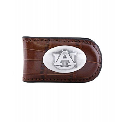 AU Brown Money Clip