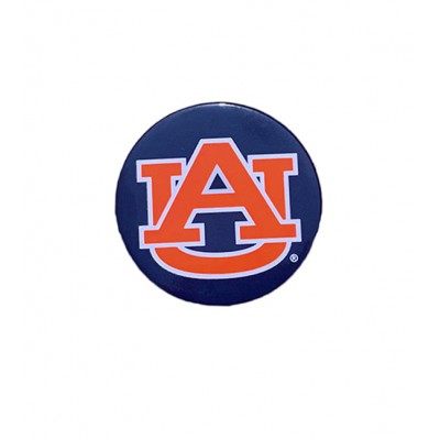 Navy AU Logo Button
