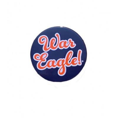 Navy War Eagle Button