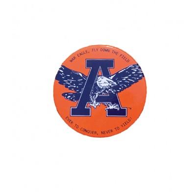 Orange Vault Logo Button