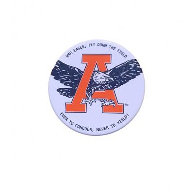 White Vault Logo Button