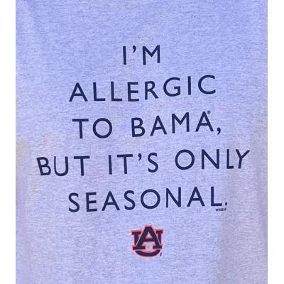 Allergic To Bama Shirt