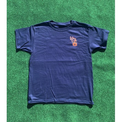 Navy Jeep Youth Shirt