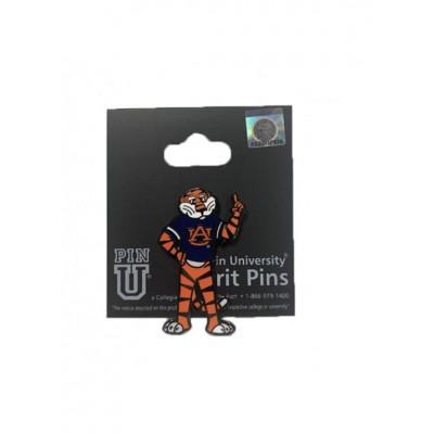 Auburn Mascot Pin