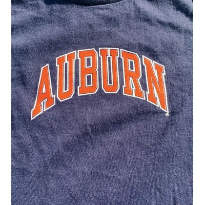 LS Toddler Auburn Shirt