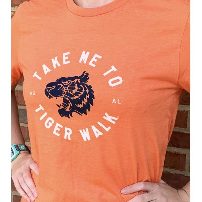 Tiger Walk Ladies Tee