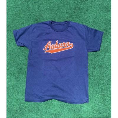 AU Script Youth Shirt