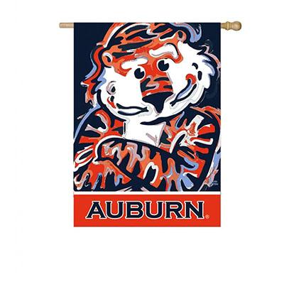Auburn Aubie Banner