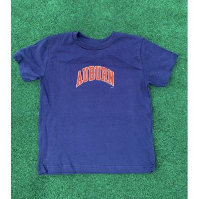 Classic Navy Toddler Shirt