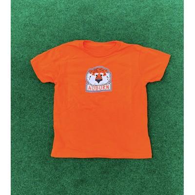Aubie Orange Toddler Shirt
