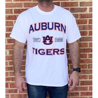 AU Tigers White Shirt