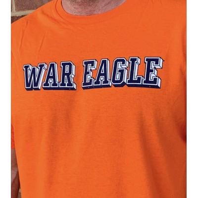 Retro Eagle Orange Shirt