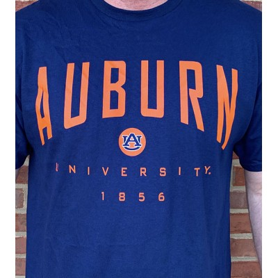 Arch Auburn Navy Shirt