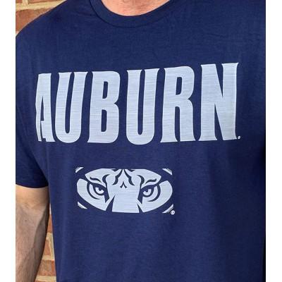 Tiger Eyes Navy Shirt