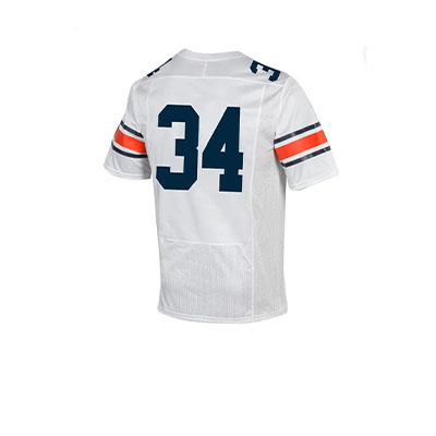 #34 Adult White Jersey