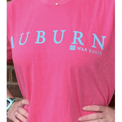 Auburn Berry Comfort Colors