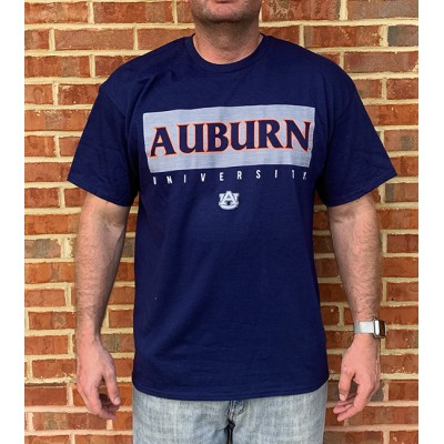 AU Glacier Navy Shirt