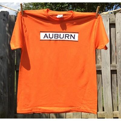 Auburn Youth Sideline Shirt