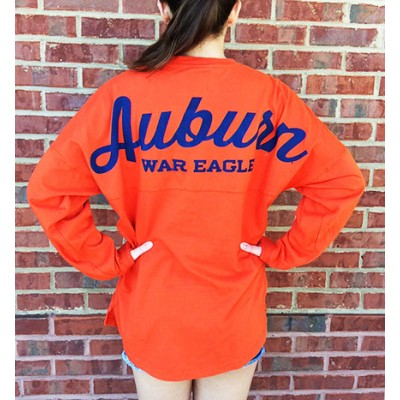 Eagle Orange Spirit Jersey