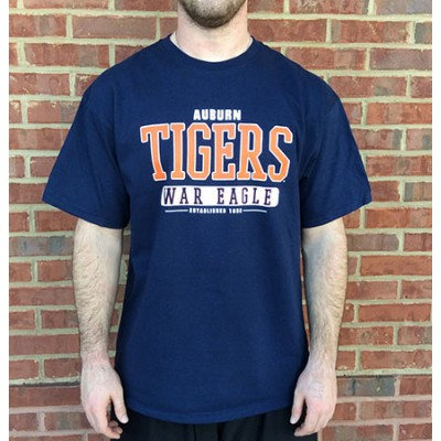 AU Tigers Tradition Shirt