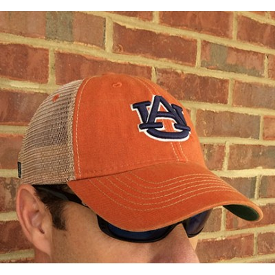 Classic Orange Legacy Cap